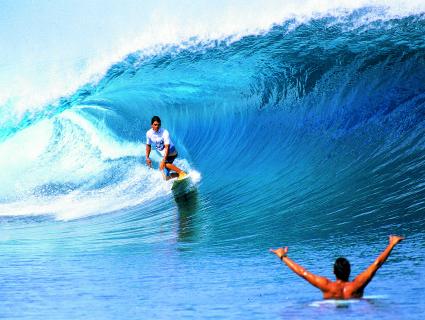 VAGUE SURFEUR SPORT