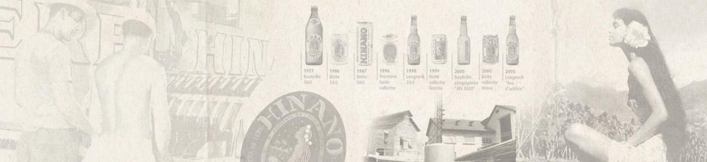 Historique de la marque